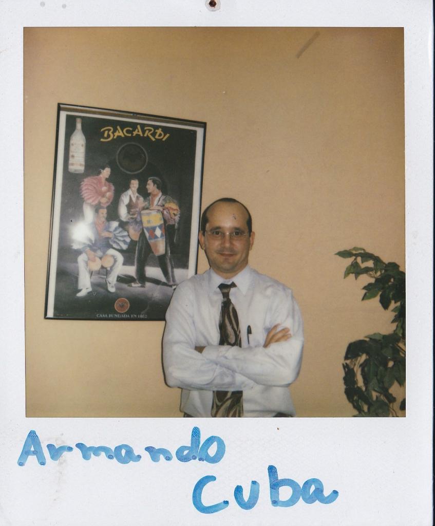 Armando Cuba
