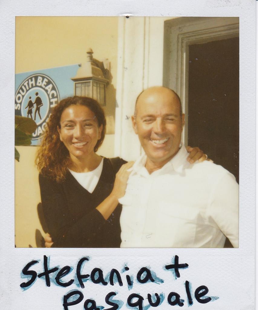 Stefania, Pasquale Italy