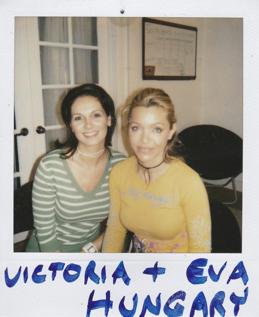 Victoria+ Eva Hungary