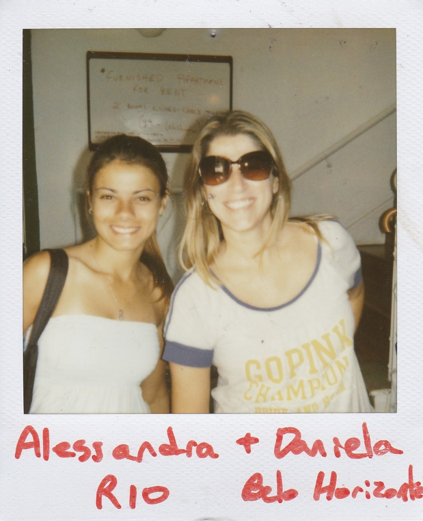 Alessandra + Daniela Brazil