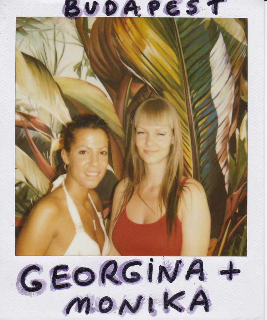 Georgina + Monika Hungary