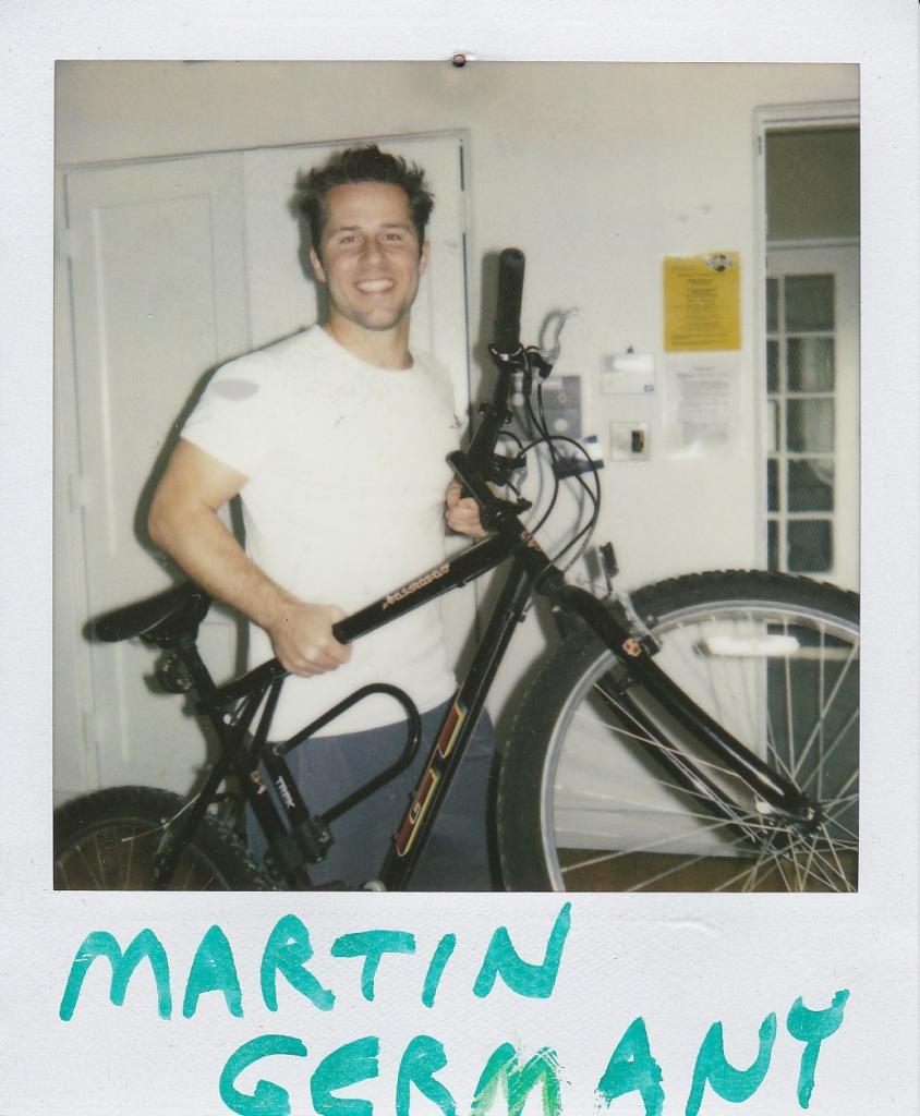Martin Germany