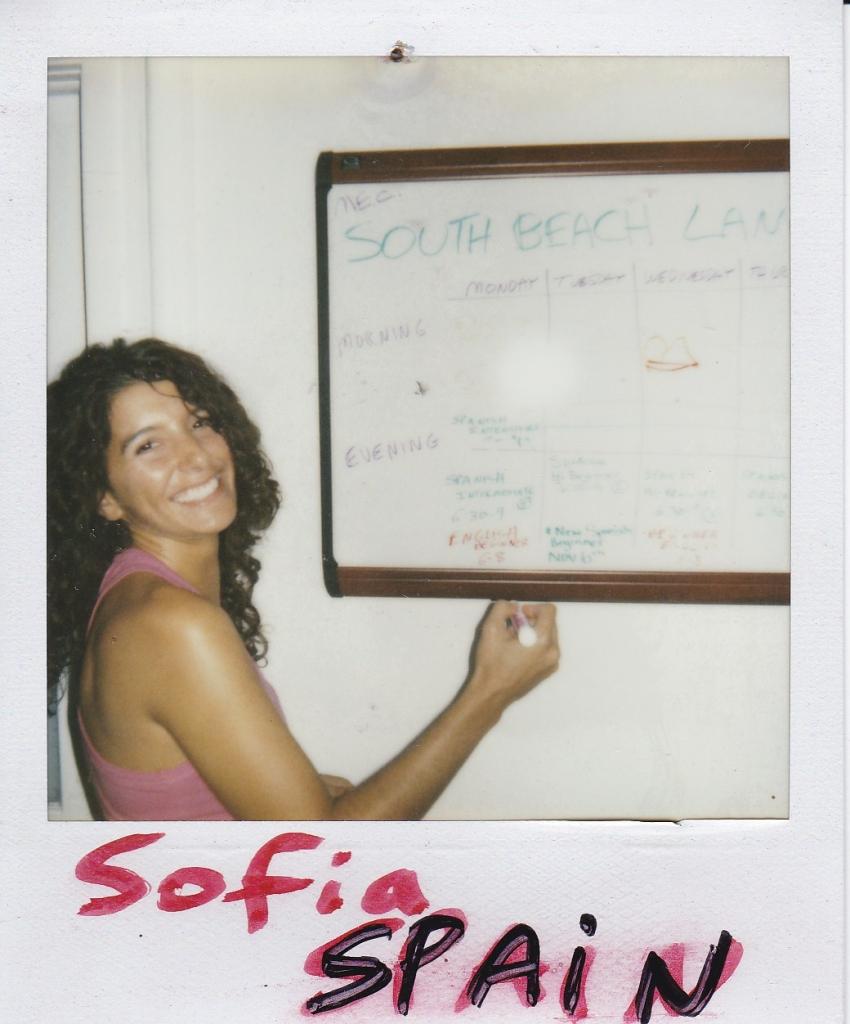 Sofia Spain