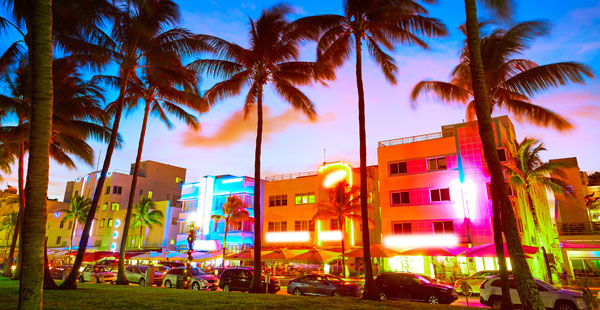 Miami Beach Florida Weather In August