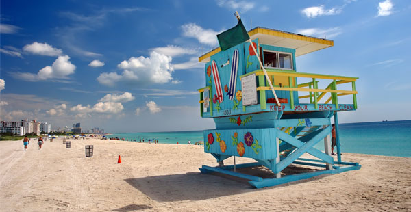 South Beach Life Guard
